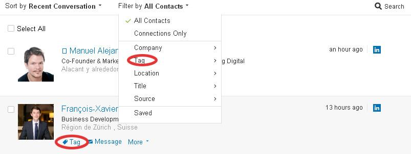 Augmenter son réseau Linkedin