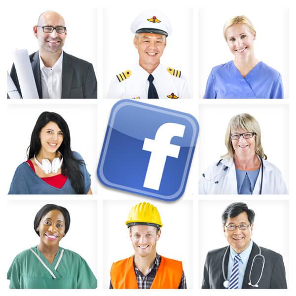 Développez votre réseau professionnel sur Facebook !