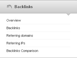 Analyse backlinks semrush