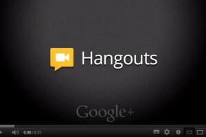 Tuto Google Hangout: Créez gratuitement vos conférences en ligne