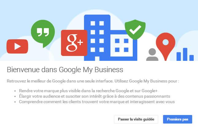 Visite Guidée de Google Plus