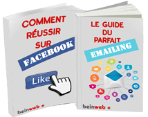 Vos guides Emailing + Facebook offerts