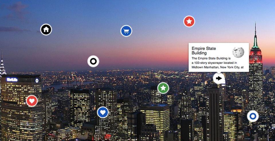 Ajoutez des images interactives sur vos réseaux sociaux