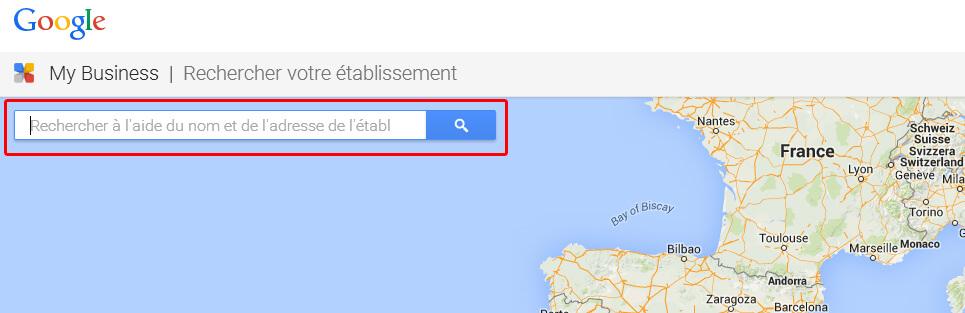 Inscrire votre établissement dans Google Adesse