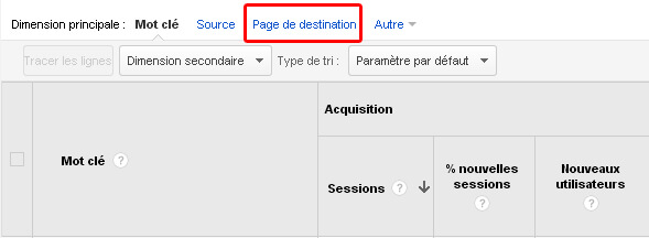 mots-cle-page-de-destination-google-analytics