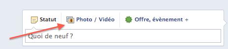 Les différents types de publication Facebook