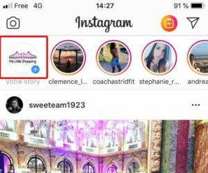 comment commencer un live sur instagram