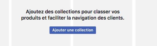 collection boutique Facebook