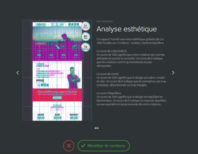 analyse esthétique - intelligence artificielle